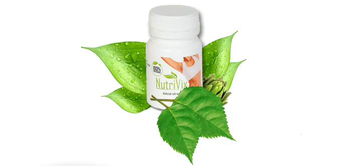 Nutrivix za mršavljenje: do 20 kilograma manje za samo 90 dana!