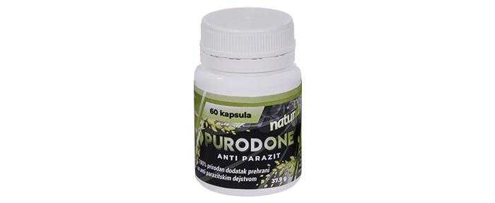 Puradone: očistite organizam od svih parazita na potpuno prirodan način!