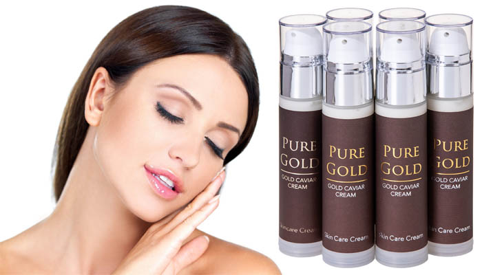 Pure Gold protiv bora: anti age krema za restart vaše kože