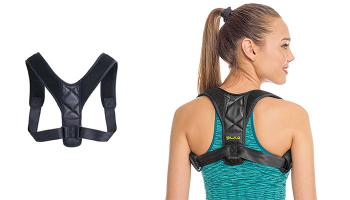 Posture Fix Pro korektor pravilnog držanja: brzo ispravlja kičmu