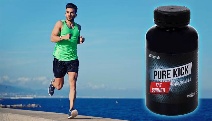 Pure Kick: oslobodite se viška kilograma bez muke