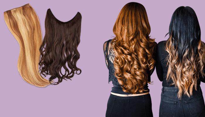 Hair Extension: prvi sistem za nadogradnju kose koji je 100% nevidljiv