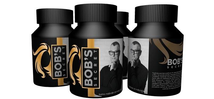 Bob's secret: jedinstveno rešenje za vašu kosu