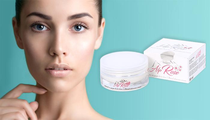 Alp Rose protiv bora: krema za njegu i podmlađivanje kože lica
