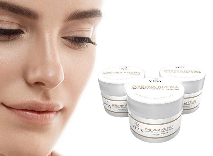 Vida Derma protiv akni: postanite vlasnik savršene kože lica!