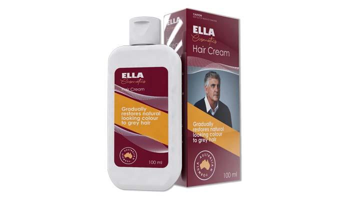 ELLA Hair Cream: zaustavite rast sijede kose