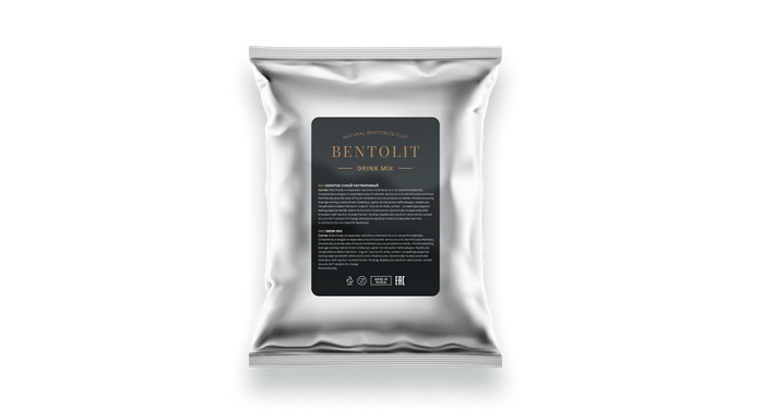 Bentolit za mršavljenje: trostruko destilirana vulkanska glina obogaćena prirodnim biljnim ekstraktima!