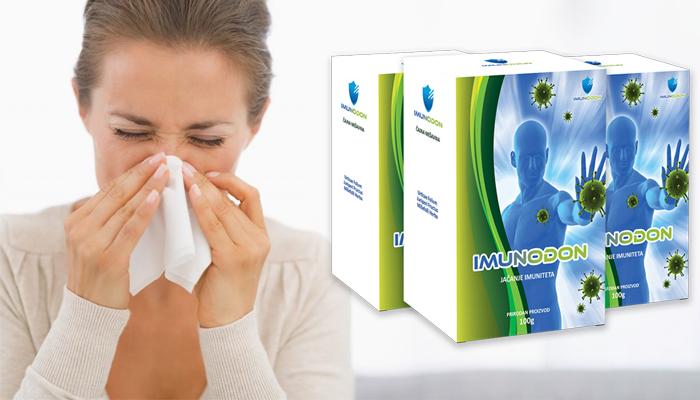 Imunodon: čajna mešavina za jačanje imuniteta