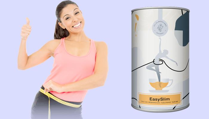 EasySlim za gubitak kilograma: smršajte 7-10 kg za mesec dana bez yo-yo efekta!