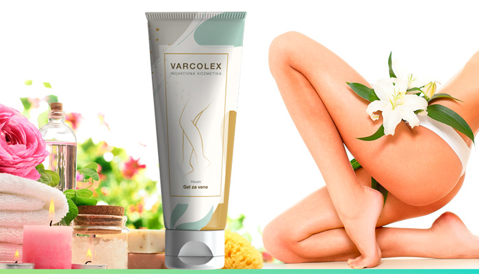 Varcolex: gel protiv proširenih vena