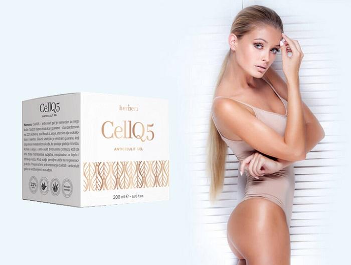 CellQ5 za mršavljenje: revolucija u svetu borbe uklanjanja narandžine!
