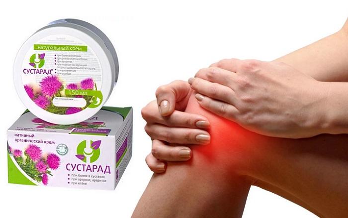 Sustarad za zglobove: brzo oporavak i ublažavanje boli!