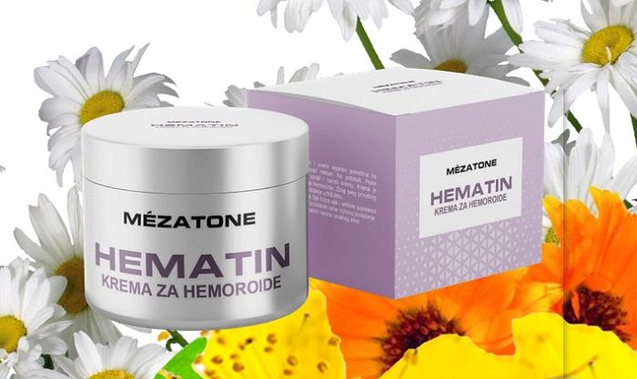 Hematin KREMA ZA HEMOROIDE: JEDINSTVENA FORMULA ZA TRETIRANJE HEMOROIDA!