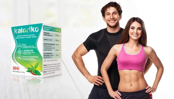 Kaloriko za mršavljenje: rastvara masne naslage