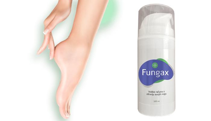 Fungax protiv gljivica: blagotvorno deluje protiv gljivica na nogama!