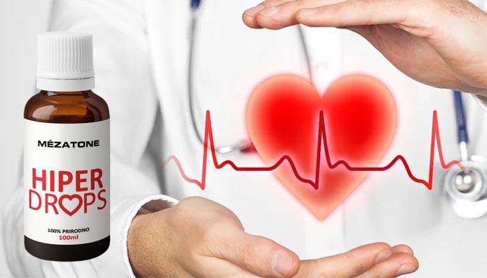 Hiper Drops protiv hipertenzije: inovativni proboj u kardiologiji