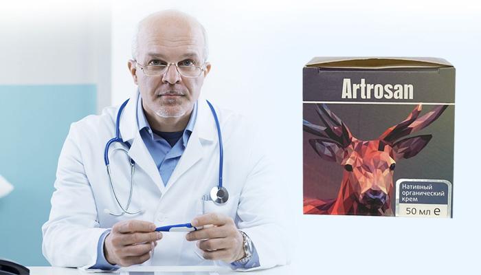 Artrosan za zglobove: brzo ublazavanje bolova u zglobovima