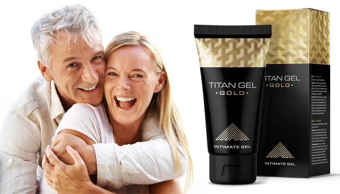 Titan Gel Gold za povećanje penisa: povećaj penis za najmanje 6,5 cm u 30 dana
