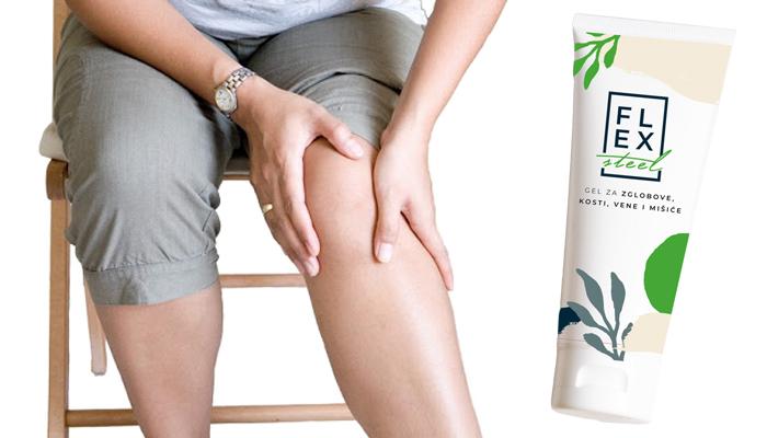 FLEXSTEEL za zglobove: problemi sa zglobovima se mogu izliječiti, čak i u starijoj dobi