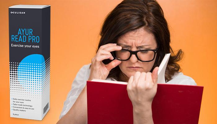 Ayur Read Pro za vid: 100% ispravan vid nakon 21 dan