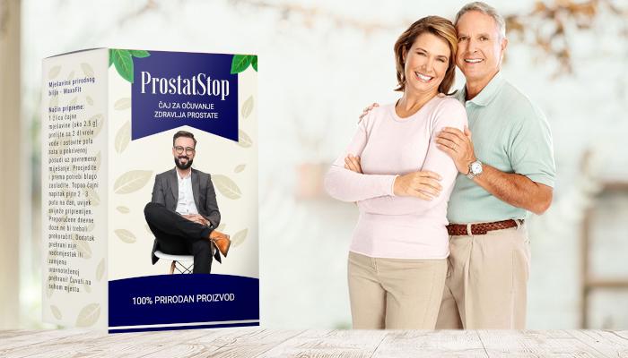ProstatStop protiv prostatitisa: efikasan za liječenje prostatitisa, i za prevenciju i poboljšanje erekcije