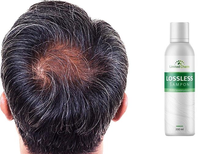 Lossless od gubitka kose: ukupna regeneracija kose za 28 dana!