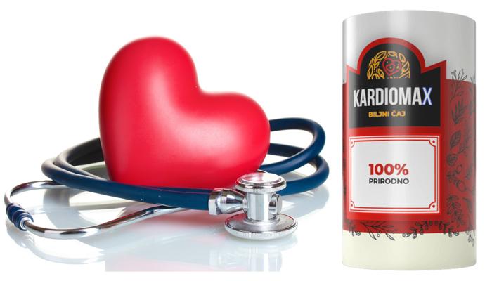 KardioMax za zdravlje srca: je sredstvo broj 1 za pomoć srcu po mišljenju kardiologa