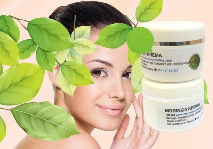 MORINGA za savršenu kožu: oporavlja i čisti kožu od bubuljica, mitisera, začepljenih pora!