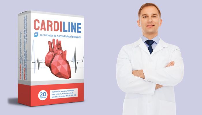 Cardiline protiv hipertenzije: pobjeđuje hipertenziju i sve njene simptome