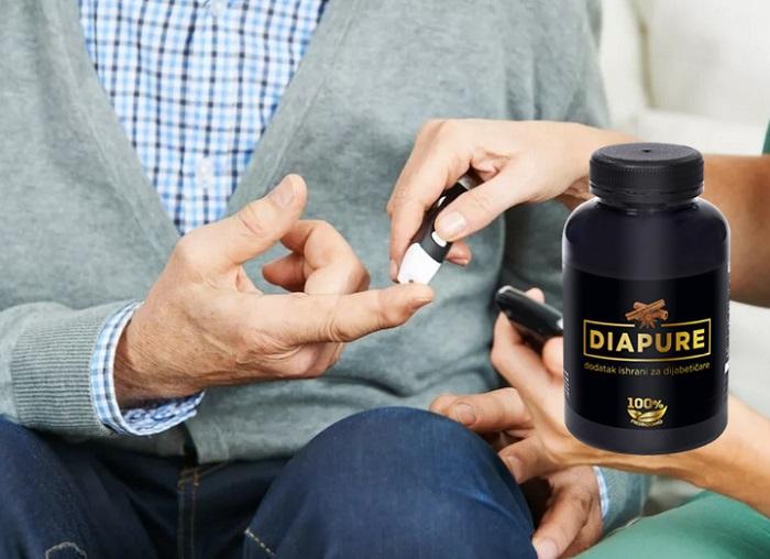 Diapure od dijabetesa: pravilno liječenje dijabetesa!