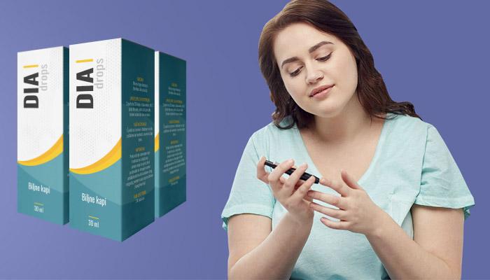 DiaDrops protiv dijabetesa: kontrolu dijabetesa stavlja u vaše ruke