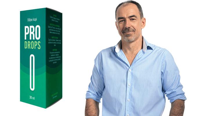 ProDrops protiv prostatitisa: profesionalno lečenje prostatitisa
