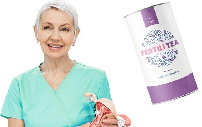 Fertili Tea čaj sa fitoekstraktima za zdravlje reproduktivnog sistema!