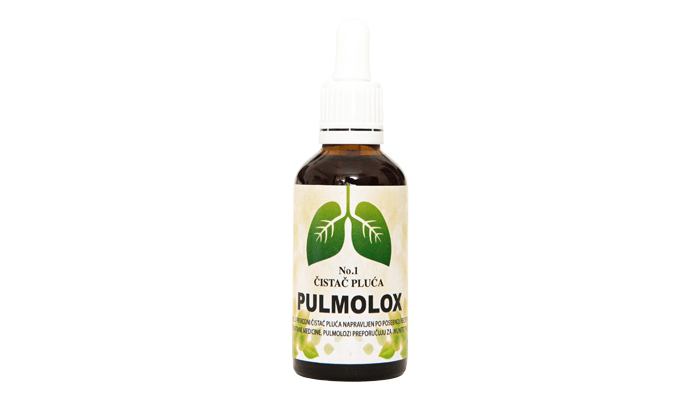 Pulmolox za zdravlje pluća: pozitivno utiče na respiratorne puteve i pluća