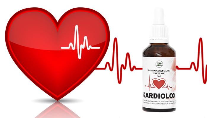 Kardiolox za čišćenje vena: vene odgovorne za 90% zdravlja!