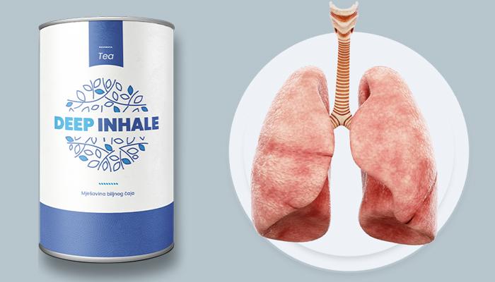 Deep Inhale za zdravlje pluća: zaštita pluća od infekcija i toksina