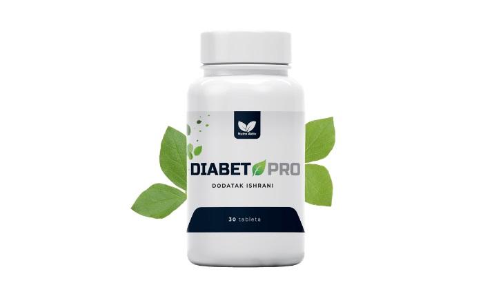 DiabetPro od dijabetesa: eliminiše komplikacije i olakšava život sa dijabetesom!