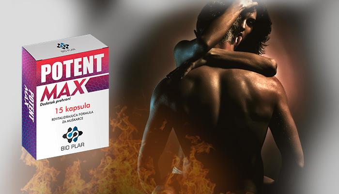 Potent Max za potenciju: ako želite, imaćete neverovatan seks
