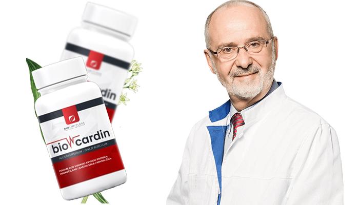 BioCardin za čišćenje krvnih sudova: normalizacija arterijskog krvnog pritiska