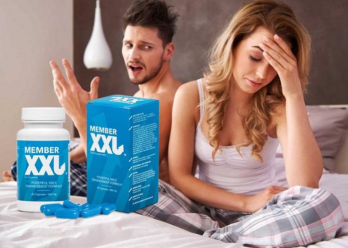 MEMBER XXL povećati penis: prirodno povecanje muskosti!