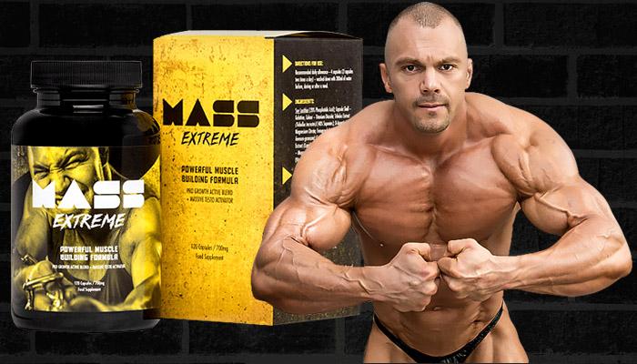 Mass Extreme: jedini takav suplement kakav ti je potreban za povecanje misicne mase