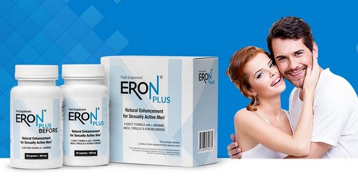 Eron Plus za moć: najbolji lijek za prave muškarce!